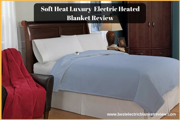 Soft Heat Luxury Micro-Fleece, Low-Voltage Electric Heated Review